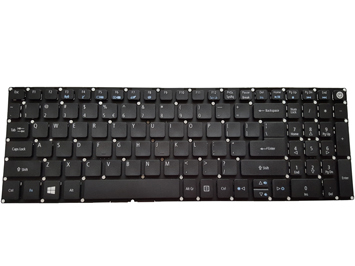 Acer Aspire One D257-13639 D257-13665 Laptop US Keyboard White